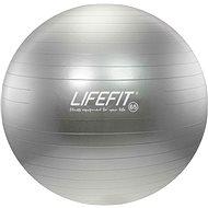 Lifefit anti-burst 65 cm, strieborná - Fitlopta