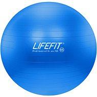 Lifefit anti-burst 65 cm, modrá - Gymnastická lopta