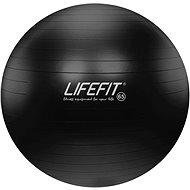 Lifefit anti-burst 65 cm, čierna - Fitlopta