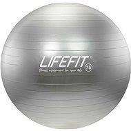 Lifefit anti-burst 75 cm, strieborná - Fitlopta