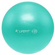 Lifefit overball 20 cm, tyrkysová - Gymnastická lopta