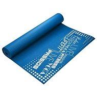LifeFit Slimfit gymnastická modrá - Podložka na cvičenie