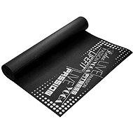 LifeFit Slimfit gymnastická čierna - Podložka