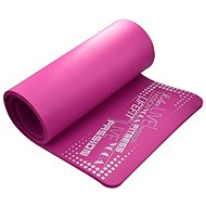 Lifefit Yoga mat exkluziv plus bordó - Podložka