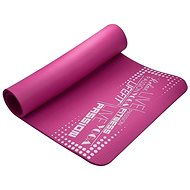 Lifefit Yoga Mat Exkluziv bordó