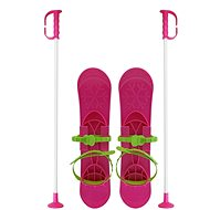 SULOV BIG FOOT children's, purple / purple - Ski set