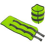 LIFEFIT kotník/zápěstí neoprenová  S2, 2x3,0kg, sv. zelená - Závažie