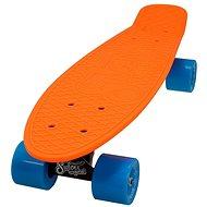 Sulov Neon Speedway orange-blue - Penny Board