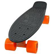Sulov Retro Venice sivo-oranžový - Plastový skateboard