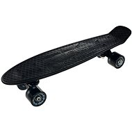 Sulov Retro Venice černo-tr.černý - Plastový skateboard