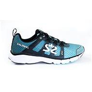 Salming enRoute 2 Women Aruba Blue/Black 36 EU/225 mm - Bežecké topánky