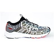 Salming Speed 7 Women White/Reflex - Bežecké topánky
