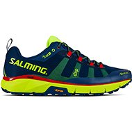 Salming Trail 5 Men Poseidon Blue/Safety Yellow - Bežecké topánky