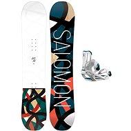 Salomon LOTUS+SPELL - Snowboard komplet