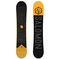 Salomon Set SIGHT + RHYTHM BLACK Size 158W cm - Snowboard Set