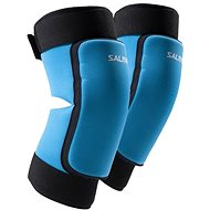 SALMING Core Knee Pads Cyan Blue XL - Chrániče
