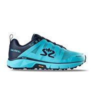 Salming Trail 6 Women Light Blue/Navy - Bežecké topánky