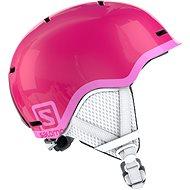 Salomon Grom Glossy Pink - Lyžiarska prilba