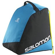 Salomon Original Bootbag Black/Process Blue/Wh - Športová taška