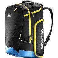 Salomon Extend Go-To-Snow Gear Bag Black/Blue/Ye - Športová taška