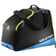 Salomon Extend Max Gearbag čierny / proces modrý / Ye - Športová taška