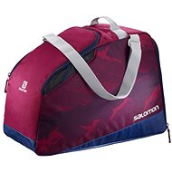 Salomon Extend Max Gearbag Beet Red/Medieval B - Športová taška
