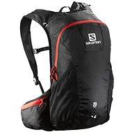 Salomon Trail 20 Black/Bright Red - Batoh