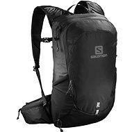 Salomon TRAILBLAZER 20 Black/Black - Turistický batoh