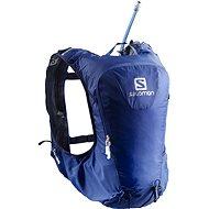 Salomon Skin Pro 10 Set Surf The Web/Medieval B - Športový batoh