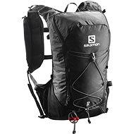 Salomon Agile 12 Set Black - Športový batoh