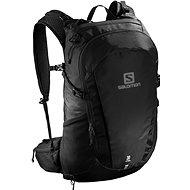 Salomon TRAILBLAZER 30 Black/Black - Turistický batoh