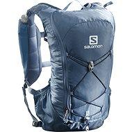 Salomon AGILE 12 SET Copen Blue/DARK DENIM - Športový batoh