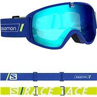 Salomon Trigger Race Blue/Uni Mid Blue - Lyžiarske okuliare