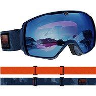 Salomon XT One Sigma E.Blue/Uni SkyBlu - Lyžiarske okuliare