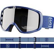 Salomon Aksium Access Navy/Uni Silver - Lyžiarske okuliare