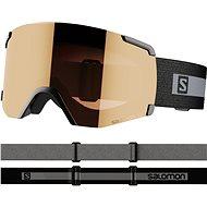 Salomon S/View Access Bk/Univ. T.Orang - Lyžiarske okuliare