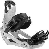 Viazanie na snowboard Salomon Rhythm White vel. M