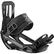 Viazanie na snowboard Salomon Pact Black veľ. M
