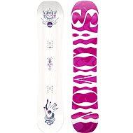 Salomon Gypsy Grom + Rhythm White veľ. 127 cm - Snowboard komplet