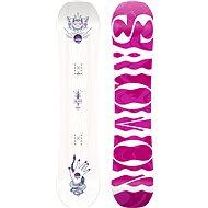 Salomon Gypsy Grom + Rhythm White veľ. 133 cm - Snowboard komplet