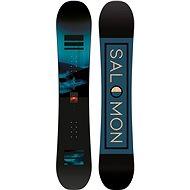 Salomon Pulse + Pact Black veľ. 163 cm - Snowboard komplet