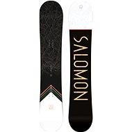 Salomon Sight + Rhythm Black - Snowboard komplet
