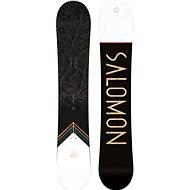 Salomon Sight + Rhythm Black veľ. 166W cm - Snowboard komplet