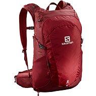 Športový batoh Salomon TRAILBLAZER 30 Red Chili/Rd Dahlia/Ebony