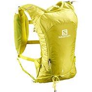 Salomon AGILE 6 SET Citronelle/Sulphur Spring - Športový batoh