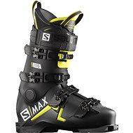 Salomon S/MAX 110 Black/Acid Green/White - Lyžiarske topánky