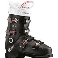 Salomon S/PRO 70 W Black/Pink/White - Lyžiarske topánky