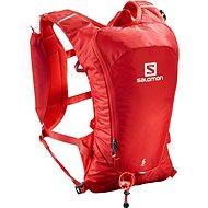 Salomon AGILE 6 SET-Fiery Red - Športový batoh