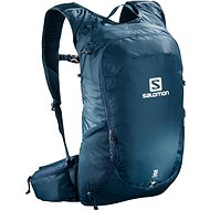 Salomon TRAILBLAZER 20 Poseidon/Ebony - Turistický batoh