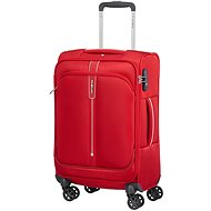Samsonite Popsoda SPINNER 55 LENGTH 35 cm Red - Cestovný kufor s TSA zámkom